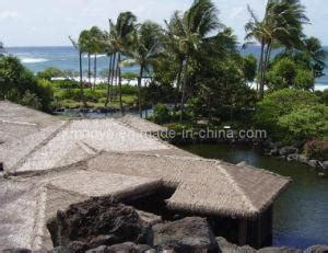cheap artificial thatch roofing suppliers manufacturers