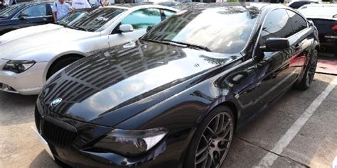 Philippines Customs Seizes 14 Luxury Cars  Customs Today