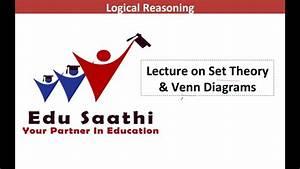 Logical Reasoning  Set Theory Using Venn Diagrams