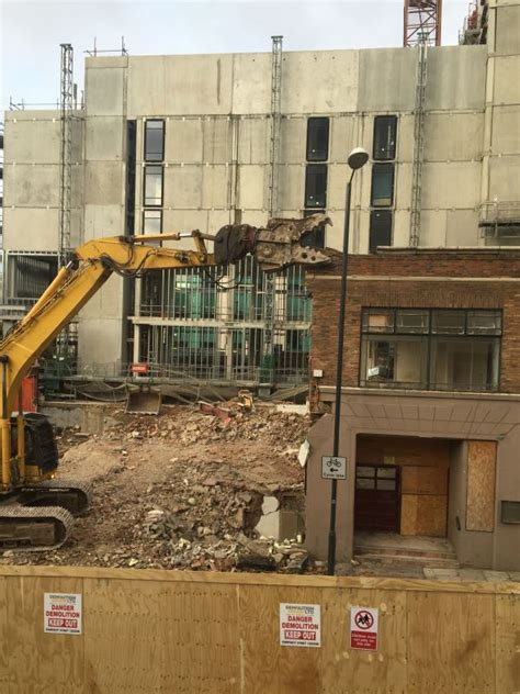 demolition deconstruction erdl
