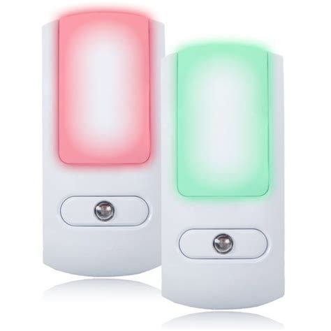 led dusk to dawn sensor light bulbs led color changing night light with dusk to dawn sensor