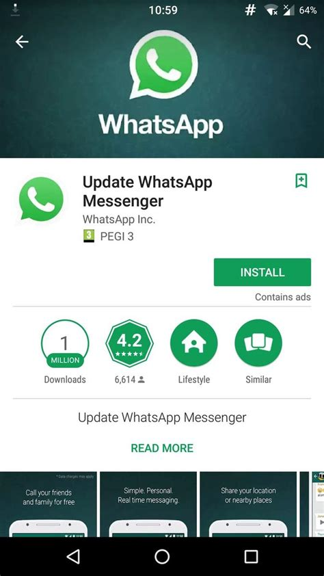 whatsapp app fooled million android users play did you fall for it zdnet