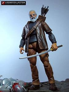 Super Punch Old Man Hawkeye Custom Action Figure