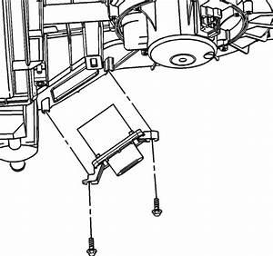 Ford Repair Professionals  Chevy Malibu Blower Motor Resistor Replacing Procedure