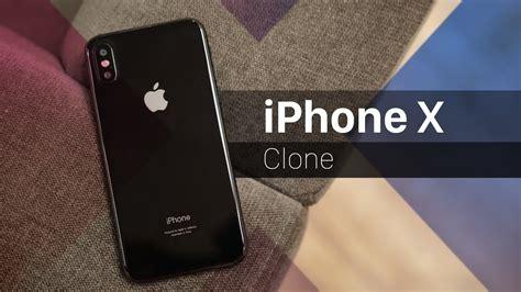 The 0 Iphone X Clone