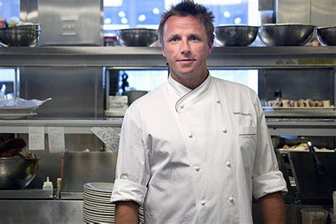 chef marc murphy enjoys  days  summer