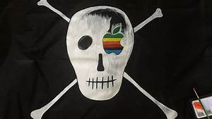 """Apple's """"Pirates Of Silicon Valley"""" Flag Gets Rehoisted"""
