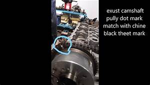 Hyundai Sonata Engine Timing Setting 2015  2016