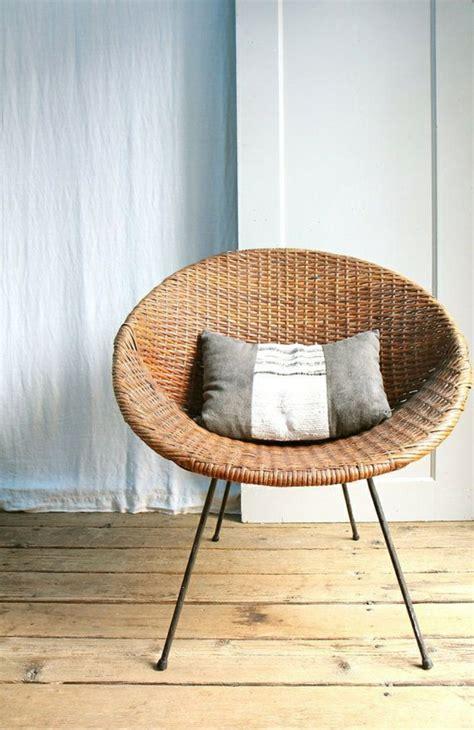 chaises osier notre inspiration du jour est la chaise en osier
