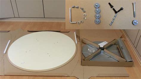 Tischplatte Rund Ikea Ubhexpocom