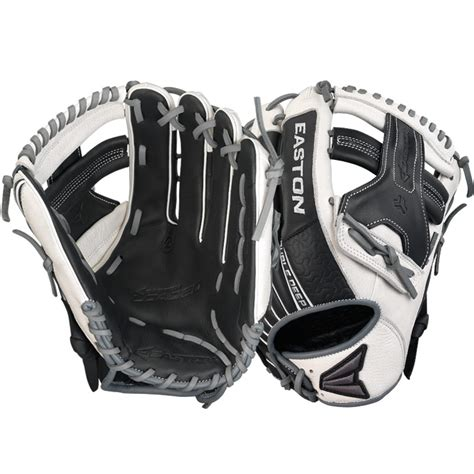 easton loaded slowpitch softball glove  loaded