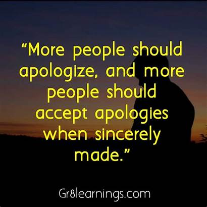 Quotes Sorry