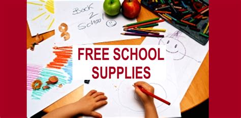 where to get free school supplies today free school supplies mayor bradley s back to school bash