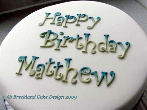 . Breckland Cake Design-finishing Touches