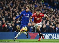 Manchester United vs Chelsea Team news Daily Mail Online