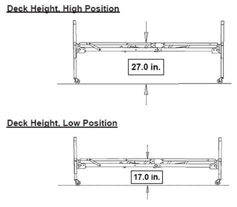 bed dimensions height  amazing
