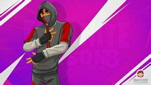 ikonik skin scenario emote fortnite galaxy  exclusive
