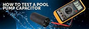 Pool Pump Capacitor Wiring Diagram