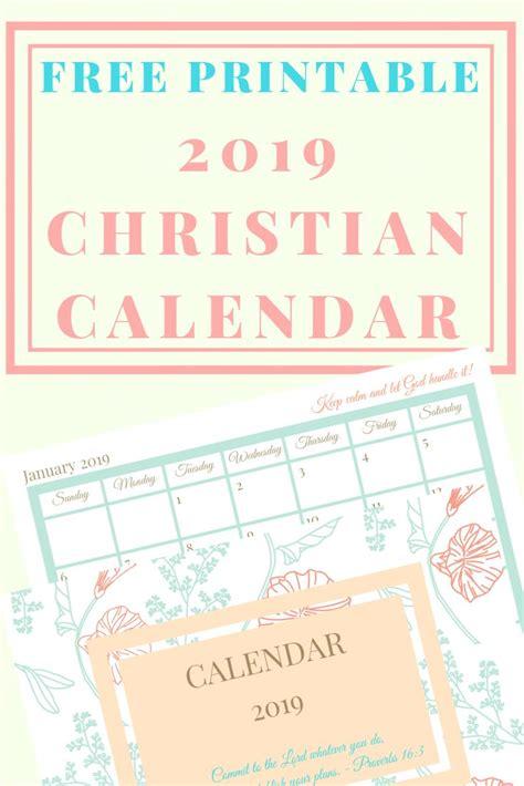 printable  christian themed calendar   today christian calendar calendar