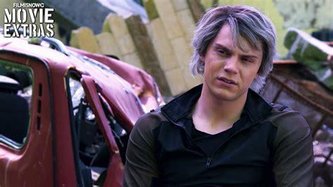 Apocalypse, although he hasn't seen the script quite yet. X Men Apocalypse Evan Peters ~ news word