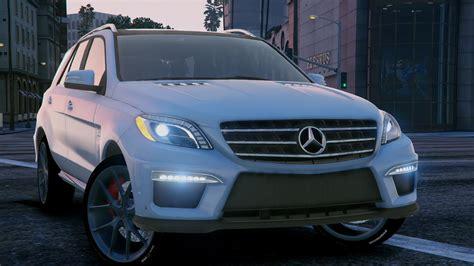 Mercedes-benz Ml63 ///amg 2014