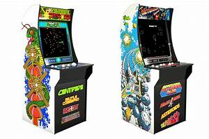 Arcade 1Up Machines Bring The Retro Gaming To Your