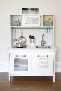 Ikea Duktig Rückwand : ikea duktig kids kitchen hack kids pinte ~ Frokenaadalensverden.com Haus und Dekorationen