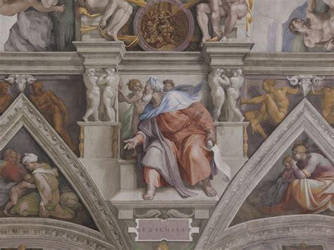 Pastore Illuminazione Roma by Osram Sistina Profeta Ezechiele Prima Artribune