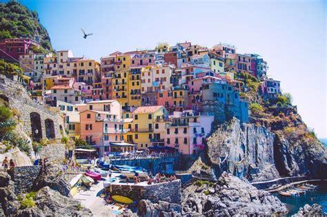 Delce Cartes Postales Europe by Cinque Terre En Italie Un Peu De Dolce Vita Openminded
