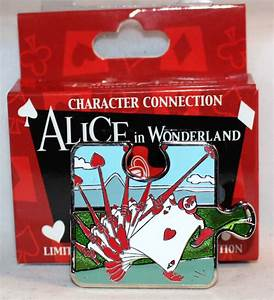 Disney Character Connection Alice in Wonderland Puzzle ...