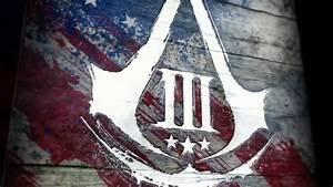 Assassin's Creed 3 Logo Wallpaper - WallpaperSafari