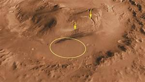 Photos: Gale Crater on Mars
