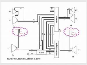 Lichtschalter Schaltplan E30 : soundsystem kondensator wackler und veerkabelung tt ~ Haus.voiturepedia.club Haus und Dekorationen