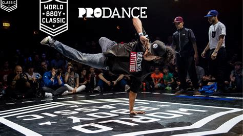 Lil G & Mini Joe Vs Cis & Maflex  World Bboy Classic 2016