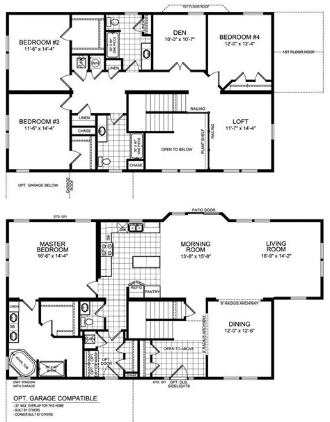 5 Bedroom House Plans 2 Story by Adorable 5 Bedroom Country House Plans T In