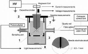 Schematic Diagram Of The Needle U2013plate Reactor