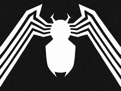 Venom Marvel Symbol Logos Wallpapers Spiderman Spider