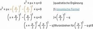 Nullstellen Berechnen Pq Formel Aufgaben : mit der p q formel quadratische gleichungen l sen bettermarks ~ Themetempest.com Abrechnung