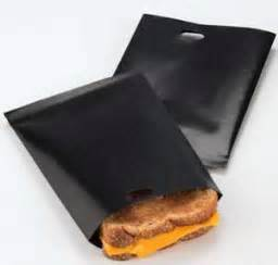 toaster bags grilled cheese sandwiches  easy
