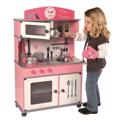 jouets cuisine en bois juratoys grande cuisine enfant en bois achat vente