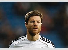 Xabi Alonso Famous Face