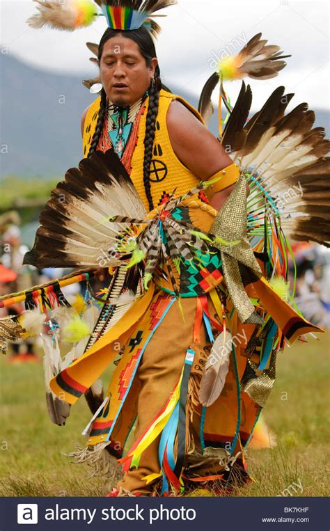 Native American Powwow, Taos, New Mexico, United States Of
