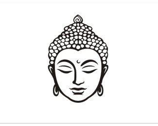 logopond logo brand identity inspiration buddha head
