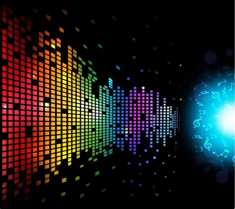 Vector Music Background Free Vector Download (46,382 Free
