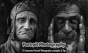 25 Professional Portrait graphy examples and Tips for