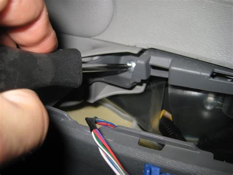 toyota sienna door panel removal instructions window
