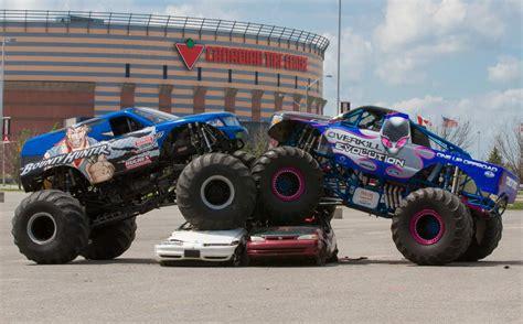 all monster trucks in monster monster trucks are in the house ottawa citizen