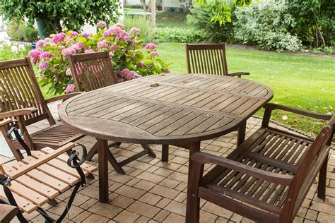cheap wood garden furniture for a 200 budget home of