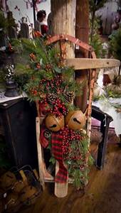 1000 images about Christmas Sleds on Pinterest