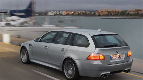 Bmw M5 2008 by 2008 Bmw M5 Touring E61 Pictures Information And
